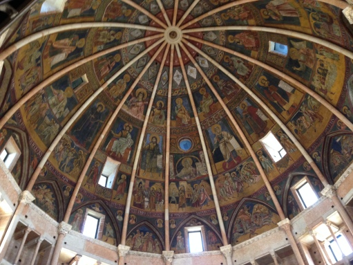 The Dome of the Baptism.